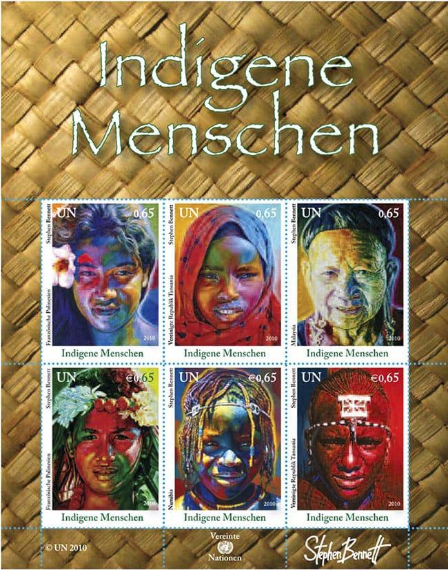 UN Stamps